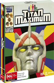 Titan Maximum - Season One on DVD