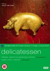 Delicatessen on DVD