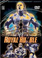 Wwe - Royal Rumble 2003 on DVD