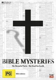 Bible Mysteries on DVD
