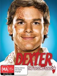 Dexter - The Second Season on DVD image