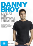 Danny Bhoy - Live at the Festival Theatre on DVD