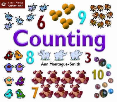 Counting: Bk. 2 by Ann Montague-Smith image
