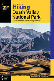 Hiking Death Valley National Park by Bill Cunningham