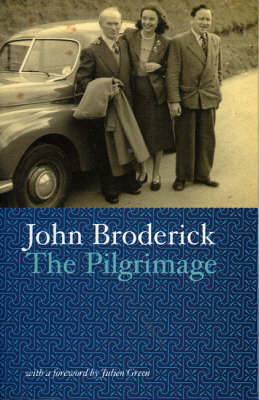 The Pilgrimage by John Broderick image
