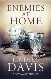 Enemies at Home by Lindsey Davis image