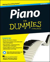 Piano For Dummies by Hal Leonard Publishing Corporation