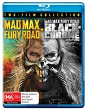 Mad Max: Fury Road - Black & Chrome Edition on Blu-ray
