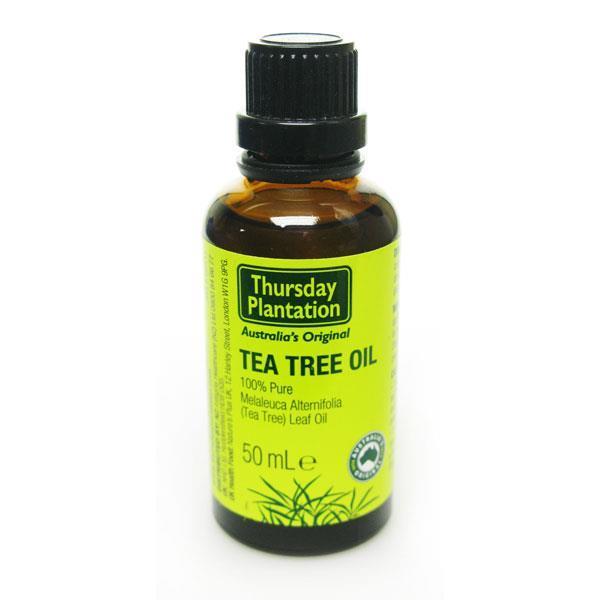 Thursday Plantation 100% Tea Tree Oil (50ml)