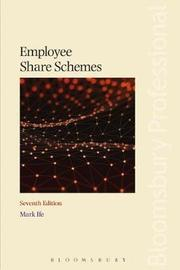 Employee Share Schemes by Mark Ife