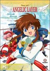 Angelic Layer Vol 7  - Seventh Heaven on DVD