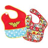 DC Comics Super Bib 2 Pack - Wonder Woman