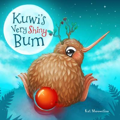 Kuwi's Very Shiny Bum by Kat Merewether