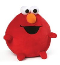 Sesame Street: Egg Friends Plush - Elmo