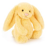 Jellycat: Bashful Lemon Bunny - Medium Plush