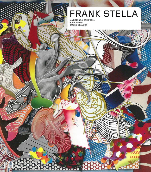 Frank Stella by Andrianna Campbell