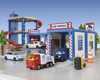 Siku: World Car Service Garage image