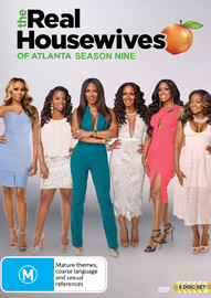 The Real Housewives Of Atlanta: Season Nine on DVD