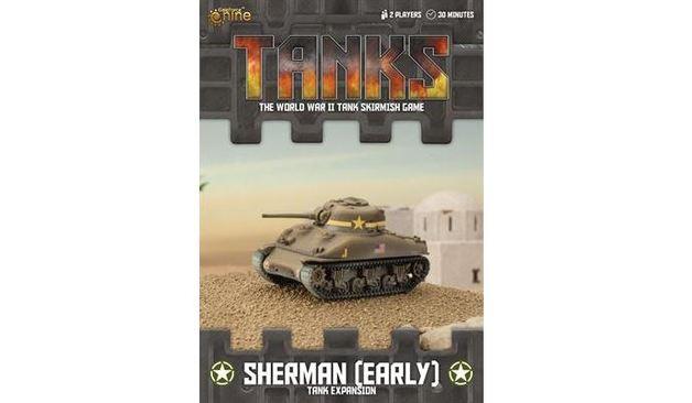 TANKS: American Sherman (early) Tank
