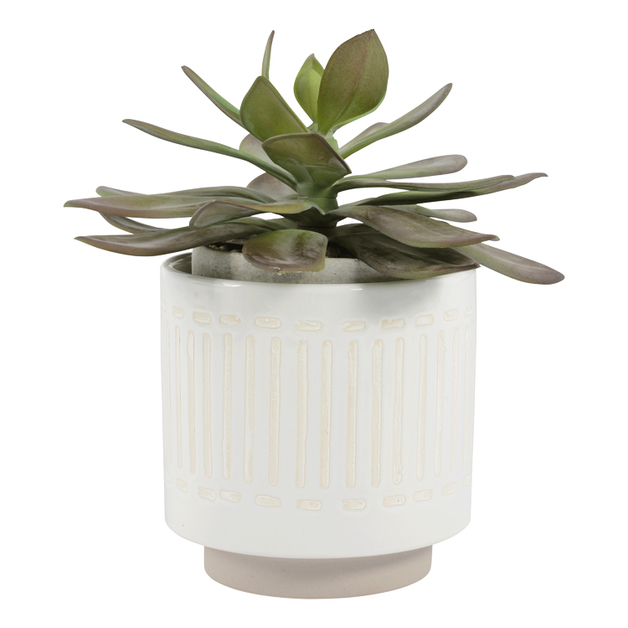 Suri Pot White - Medium