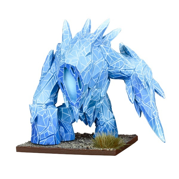 Kings of War Vanguard: Northern Alliance Support Pack Ice Elemental