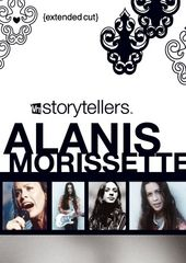 Alanis Morissette - VH1 Storytellers on DVD