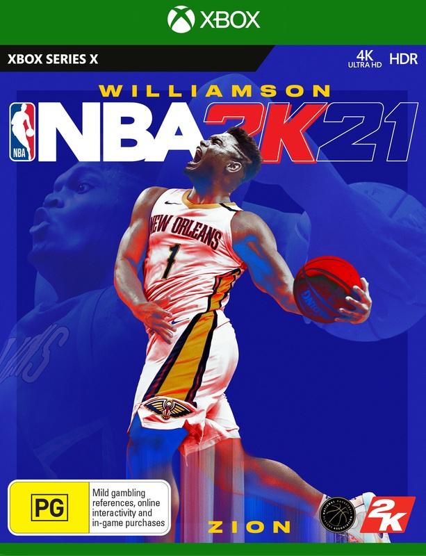 NBA 2K21 for Xbox Series X