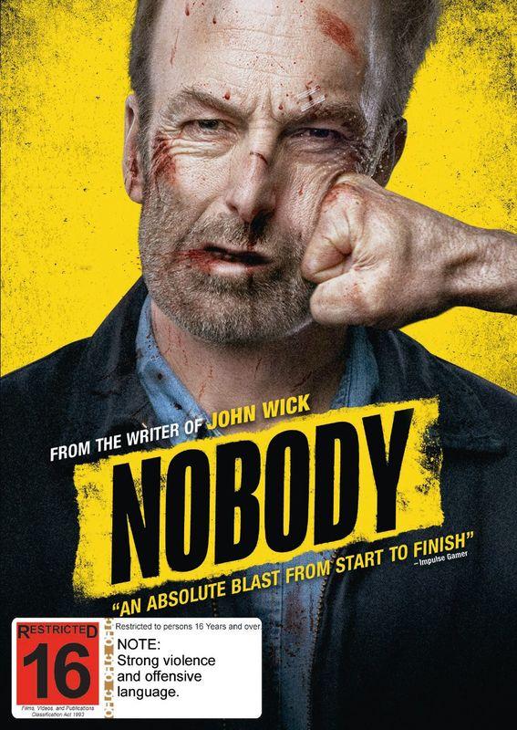 Nobody on DVD