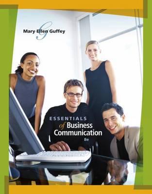 Essentials of Business Communication by Mary Ellen Guffey image