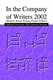 In the Company of Writers 2002 by Ronald A Sudol image
