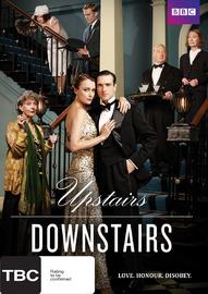 Upstairs Downstairs - Series 1 on DVD