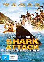 Dangerous Waters - Shark Attack on DVD