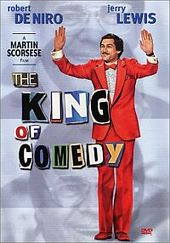 The King Of Comedy on DVD