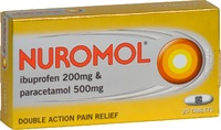 Nuromol - Double Action Pain Relief (20 Tablets)