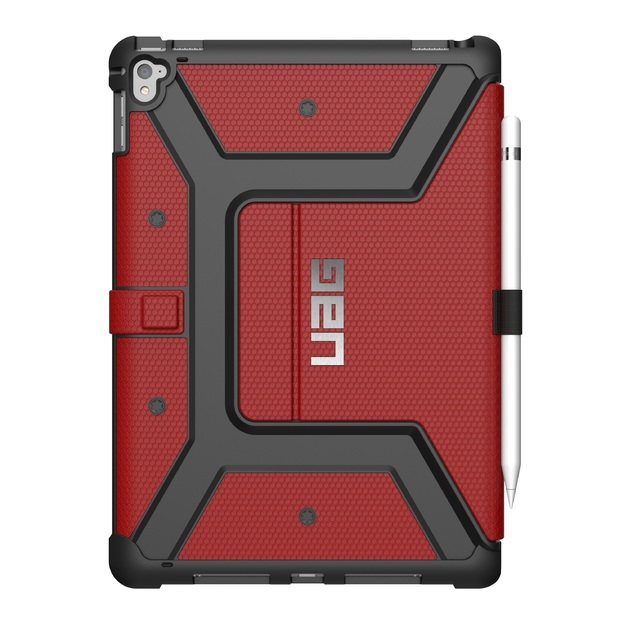 """UAG Folio Case for iPad Pro 9.7"""" (Red/Black)"""
