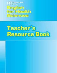 English for Health Sciences Teachers Resource Book image