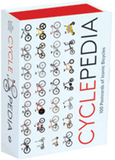Cyclepedia - 100 Postcards of Iconic Bicycles