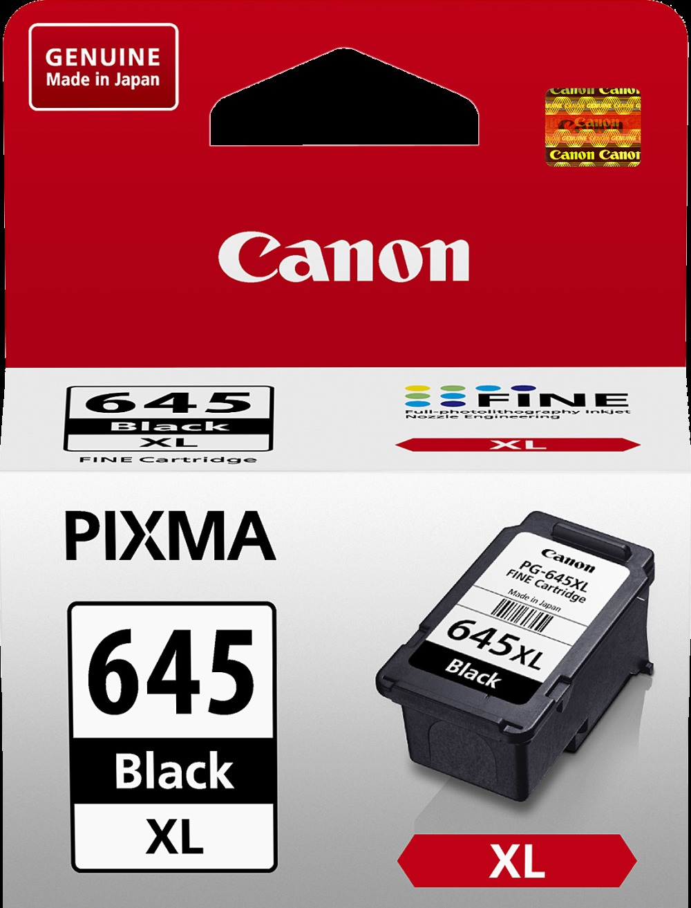 Canon Ink Cartridge - PG645XL (Black High Yield) image