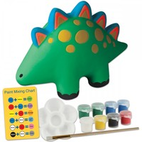 Stephen Joseph Paint Your Own Bank - Dino
