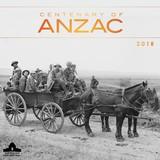Centenary of ANZAC 2018 Square Wall Calendar