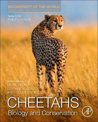 Cheetahs: Biology and Conservation image
