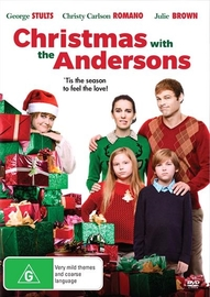 Christmas with the Andersons on DVD