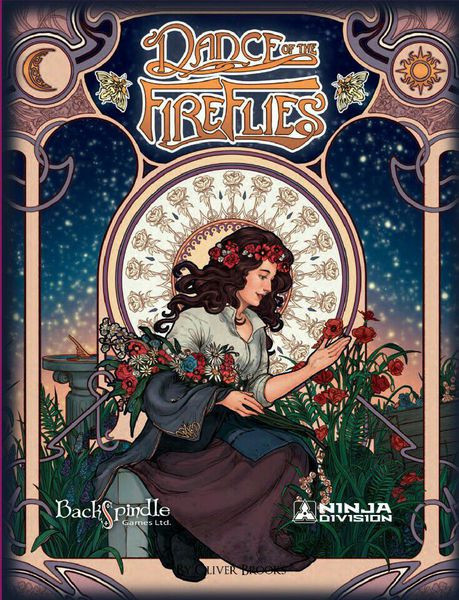 Dance of the Fireflies - Board Game