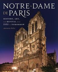 Notre-Dame de Paris by Antonia Felix
