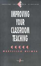 Improving Your Classroom Teaching by Maryellen Weimer image