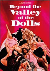 Beyond The Valley Of The Dolls on DVD