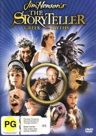 Jim Henson's The Storyteller - The Greek Myths on DVD image