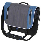 Targus Graphite Messenger Notebook Case Up To 15.4