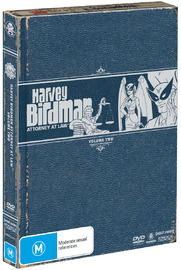 Harvey Birdman - Attorney At Law: Vol. 2 (2 Disc Set) on DVD
