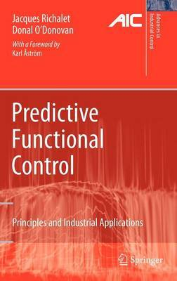 Predictive Functional Control by Jacques Richalet image
